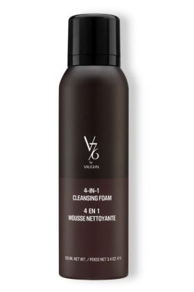 V76 4 in 1 cleansing foam 100 ml