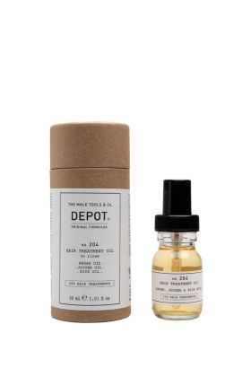 Depot hair treatment oil no.204 30 ml