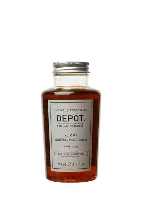 Depot gentle body wash dark tea 250 ml no.601