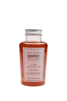 Depot gentle body wash mystic amber 250ml no.601