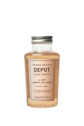 Depot gentle body wash white cedar 250 ml No.601